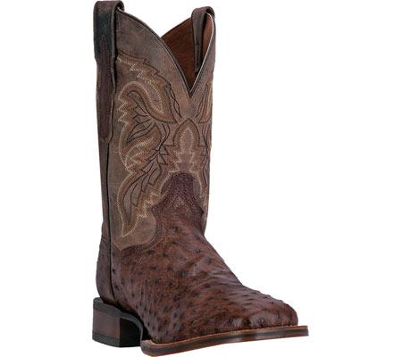 Men's Dan Post Boots Alamosa Cowboy Boot DP3875, Chocolate Leather, large, image 1