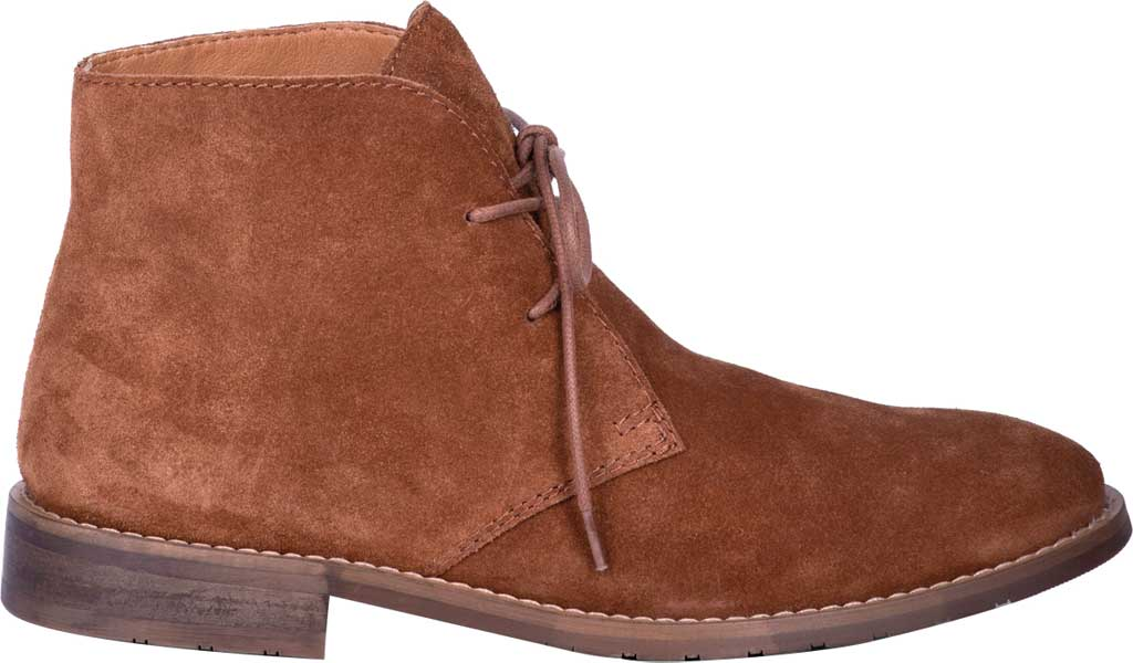 Men's Dingo Opie Chukka Boot DI 208, Whiskey Suede, large, image 2