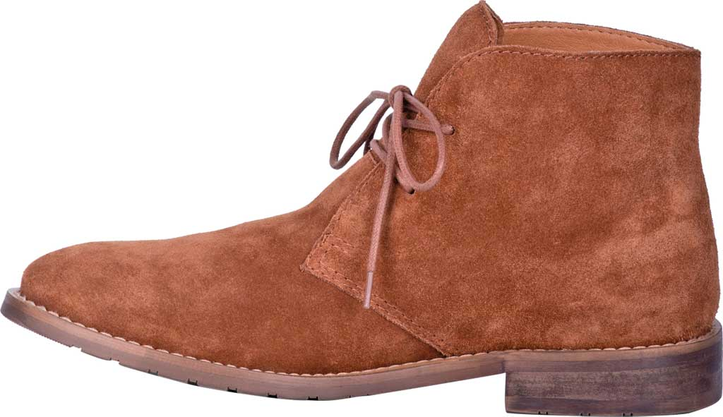Men's Dingo Opie Chukka Boot DI 208, Whiskey Suede, large, image 3