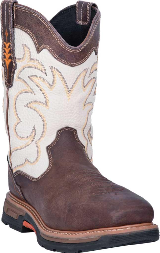 Men's Dan Post Boots Storm Tide Composite Toe Boot DP59411, Bone Waterproof Full Grain Leather, large, image 1