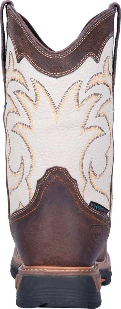 Men's Dan Post Boots Storm Tide Composite Toe Boot DP59411, Bone Waterproof Full Grain Leather, large, image 4