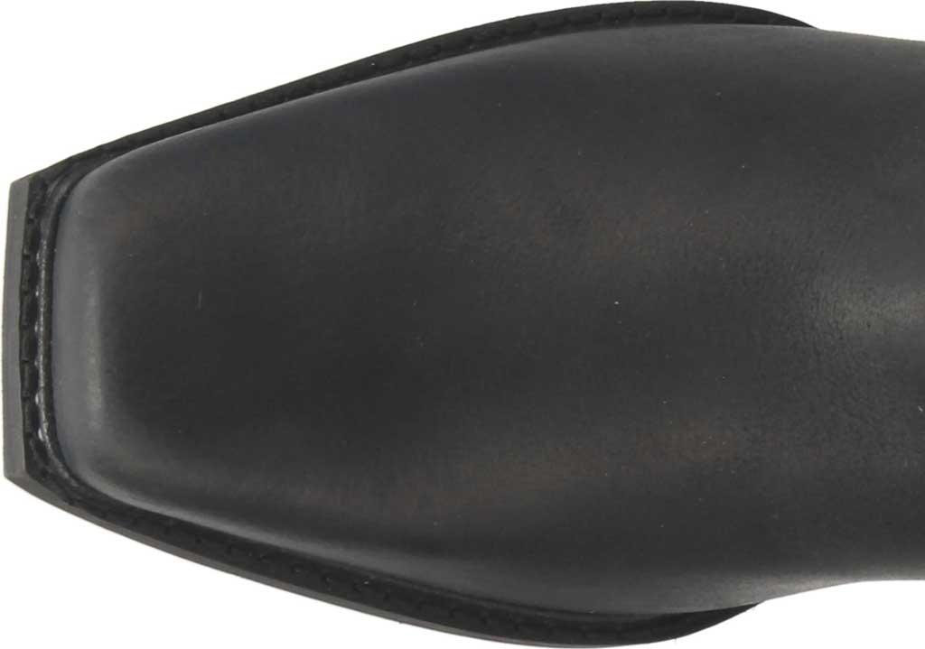 Men's Dingo Hackett DI 293 Biker Boot, Black Leather, large, image 5