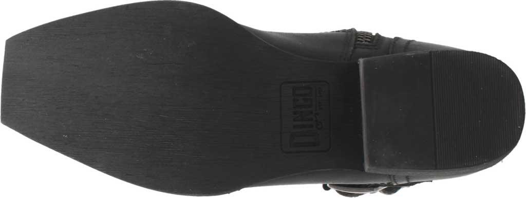 Men's Dingo Hackett DI 293 Biker Boot, Black Leather, large, image 6