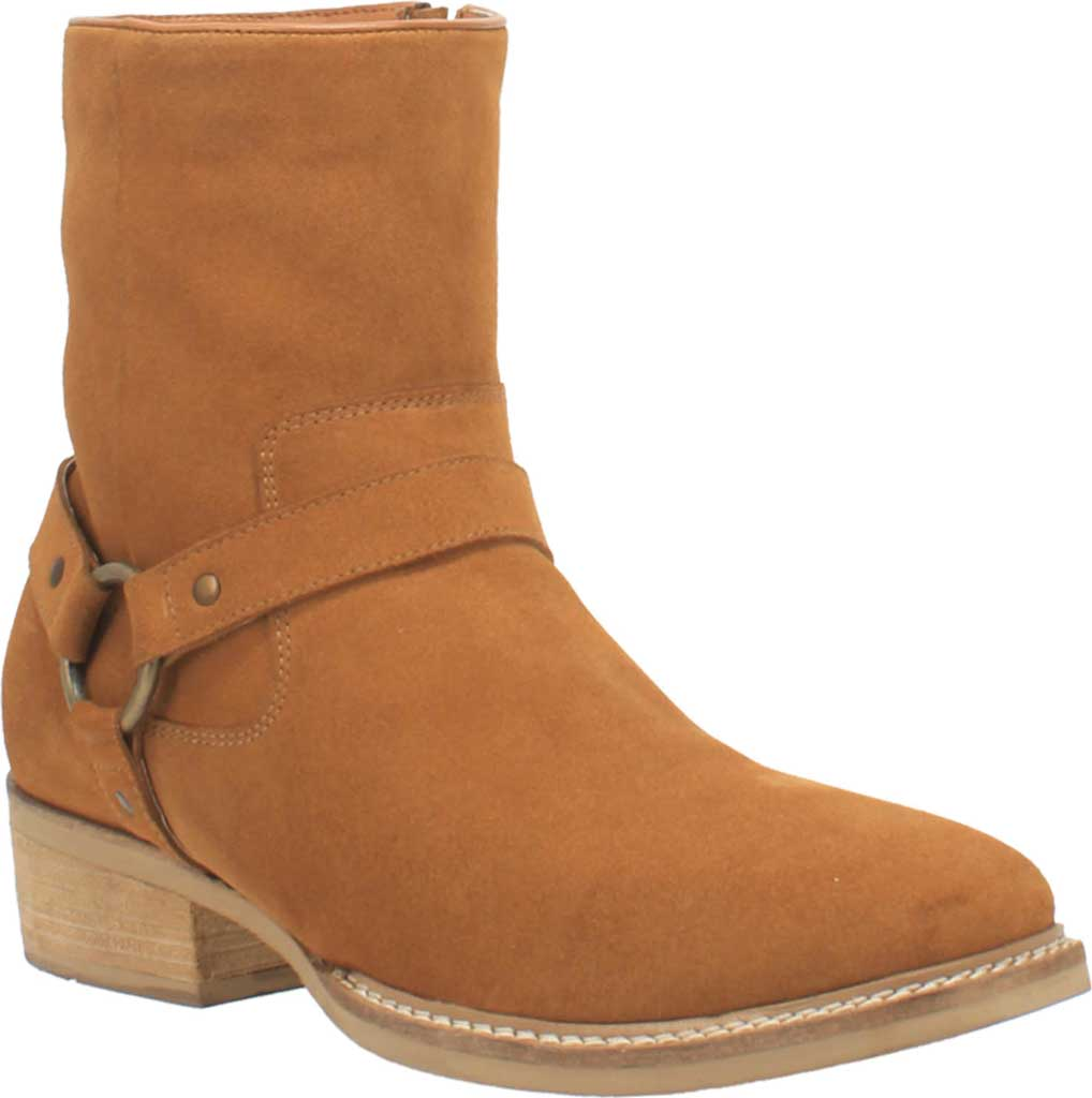 Men's Dingo Calgary DI 296 Harness Boot, Camel Leather, large, image 1