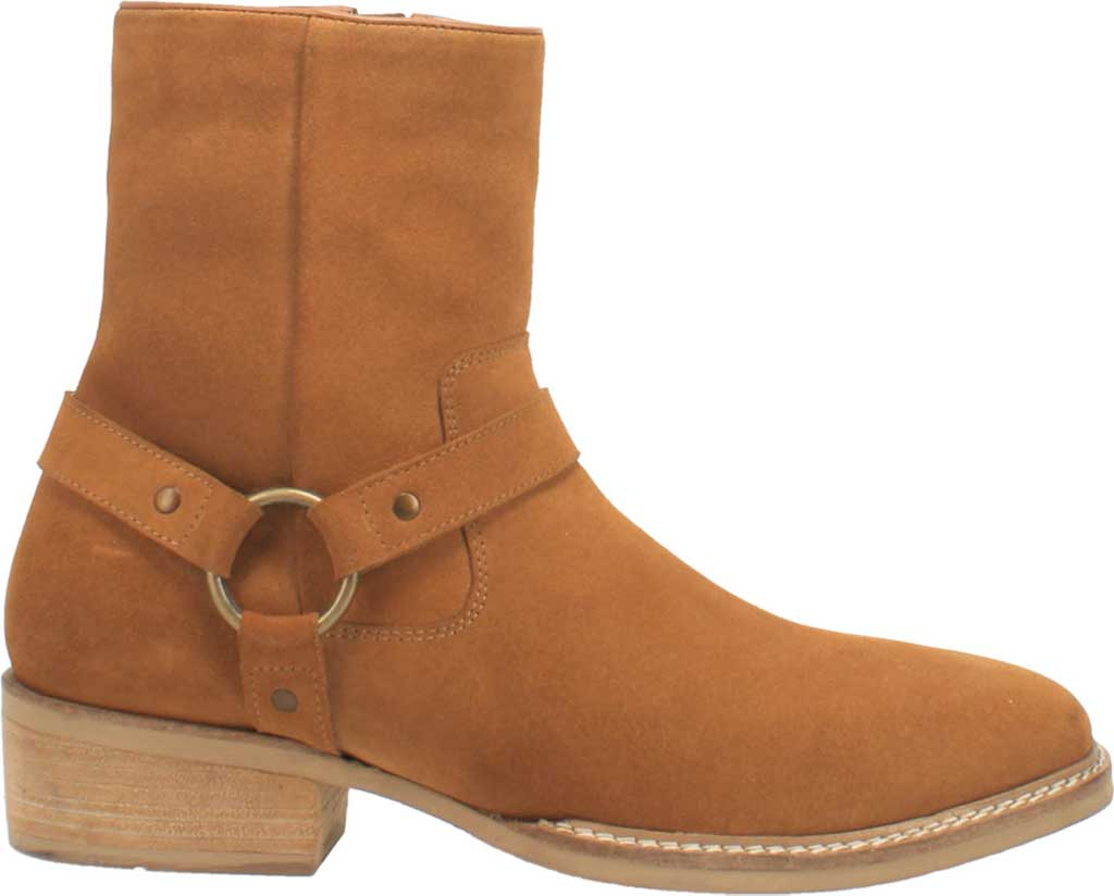 Men's Dingo Calgary DI 296 Harness Boot, Camel Leather, large, image 2