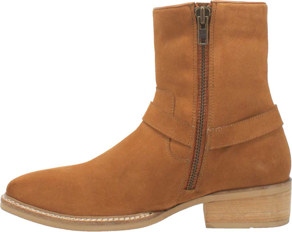 Men's Dingo Calgary DI 296 Harness Boot, Camel Leather, large, image 3