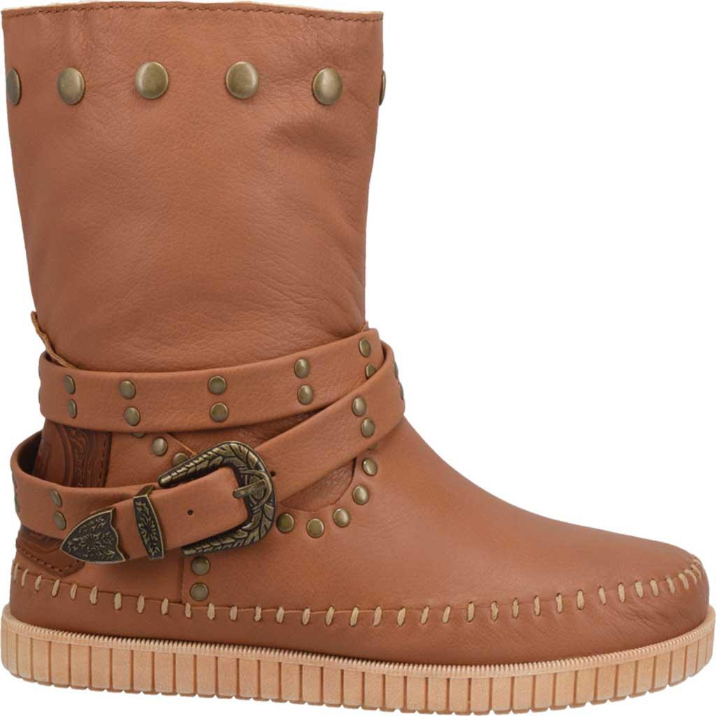 Women's Dingo Malibu DI 158 Pull on Boot, Whiskey Leather, large, image 2