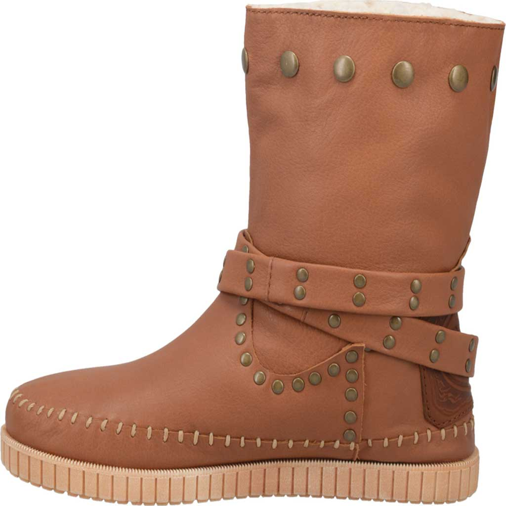 Women's Dingo Malibu DI 158 Pull on Boot, Whiskey Leather, large, image 3
