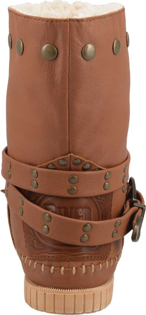 Women's Dingo Malibu DI 158 Pull on Boot, Whiskey Leather, large, image 4