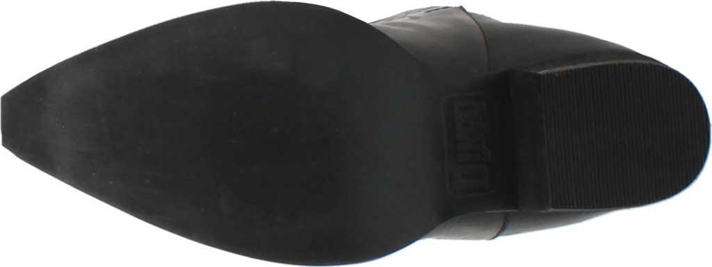 Women's Dingo Bonanza DI 257 Tall Western Boot, Black Burnished Leather, large, image 6