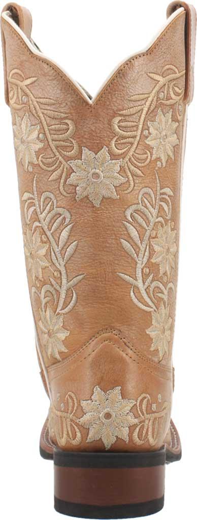 Women's Laredo Sybil Cowboy Boot 5870, Tan Leather, large, image 4