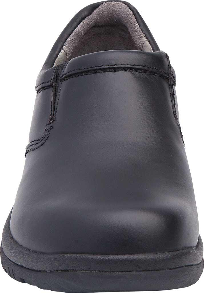 Men's Dansko Wynn Slip On, Black Smooth, large, image 3