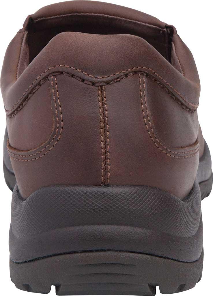 Men's Dansko Wynn Slip On, Brown Distressed, large, image 4