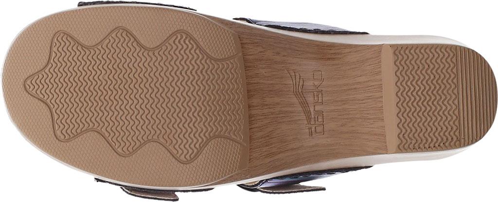 Women's Dansko Sophie Sandal, Metallic Stripe Leather, large, image 4