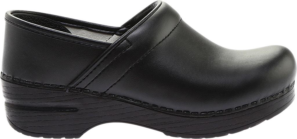 Women's Dansko Professional Clog, Black Box, large, image 2