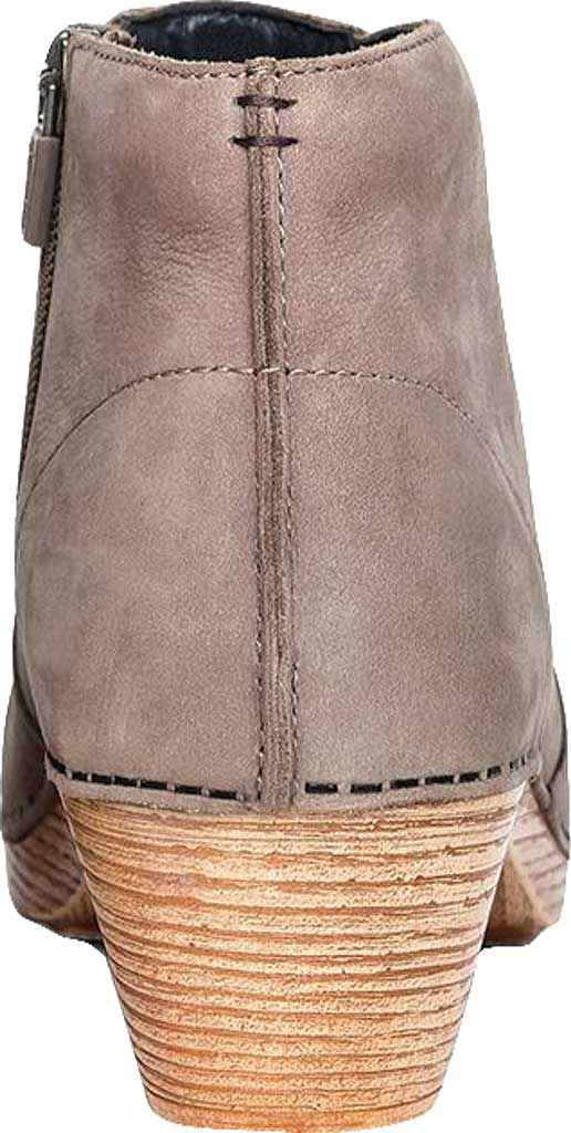 Women's Dansko Maria Ankle Boot, Taupe Milled Nubuck, large, image 4