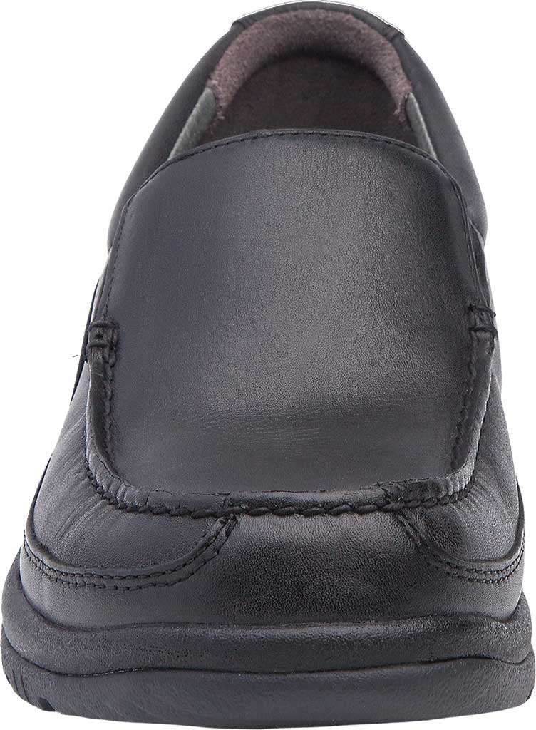 Men's Dansko Wayne Loafer, Black Full Grain, large, image 4