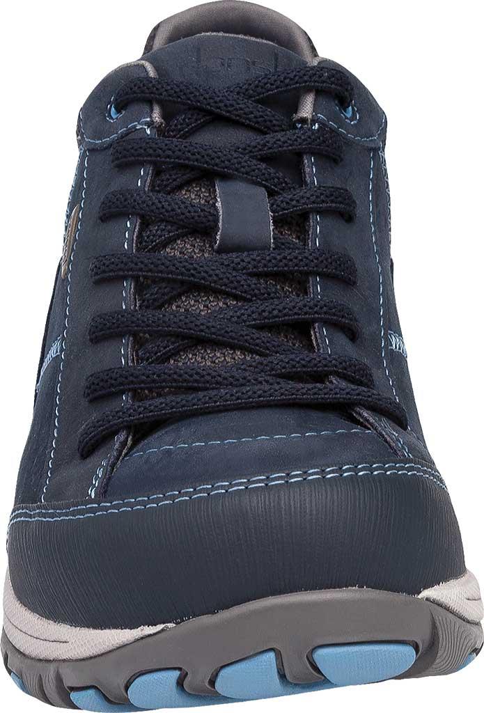 Women's Dansko Paisley Walking Shoe, Navy Milled Nubuck, large, image 4