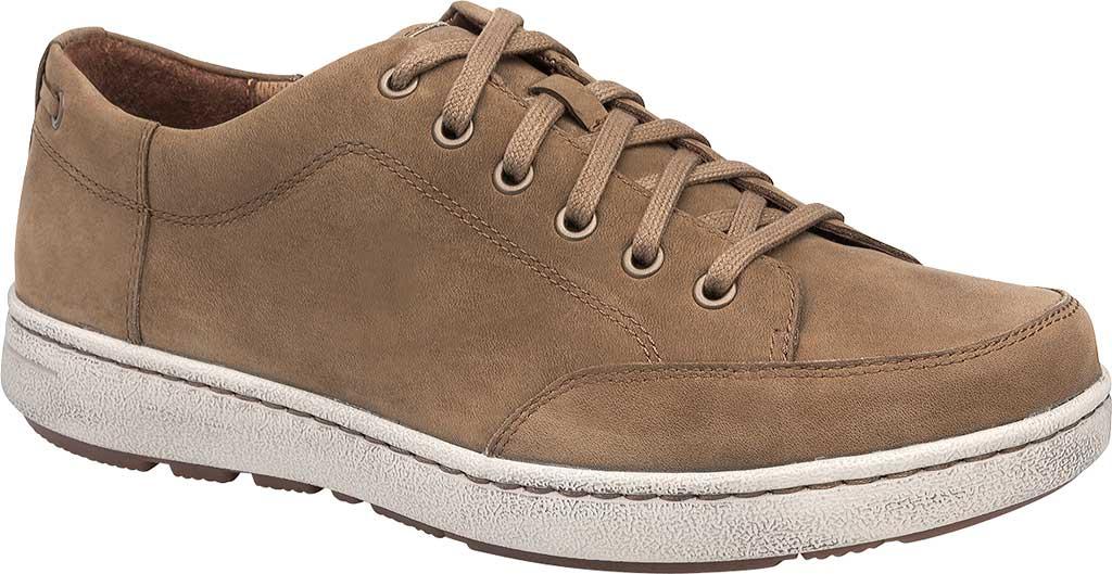 Men's Dansko Vaughn Sneaker, Khaki Milled Nubuck, large, image 1