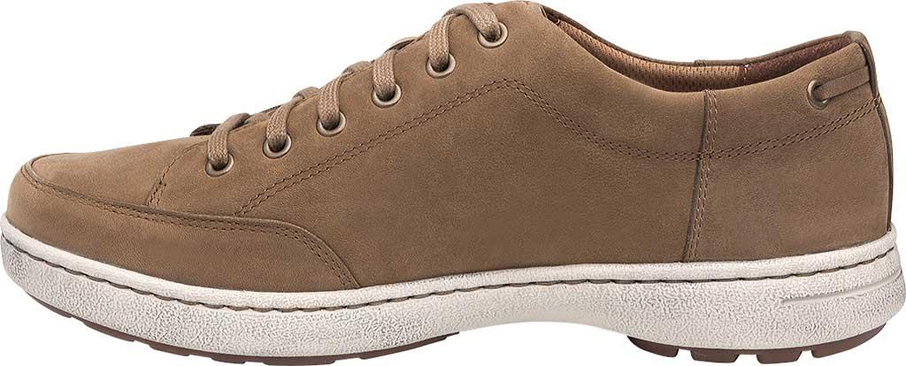 Men's Dansko Vaughn Sneaker, Khaki Milled Nubuck, large, image 2