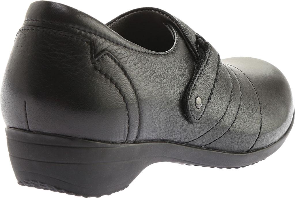 Women's Dansko Franny Slip On, Black Milled Nappa Leather, large, image 5