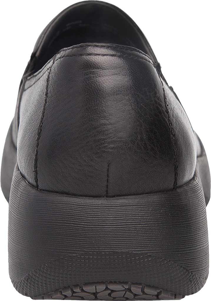 Women's Dansko Winona Closed Back Clog, Black Milled Nappa Leather, large, image 4