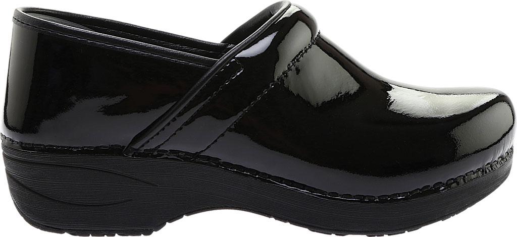 Women's Dansko Wide XP 2.0 Clog, Black Patent Leather, large, image 2
