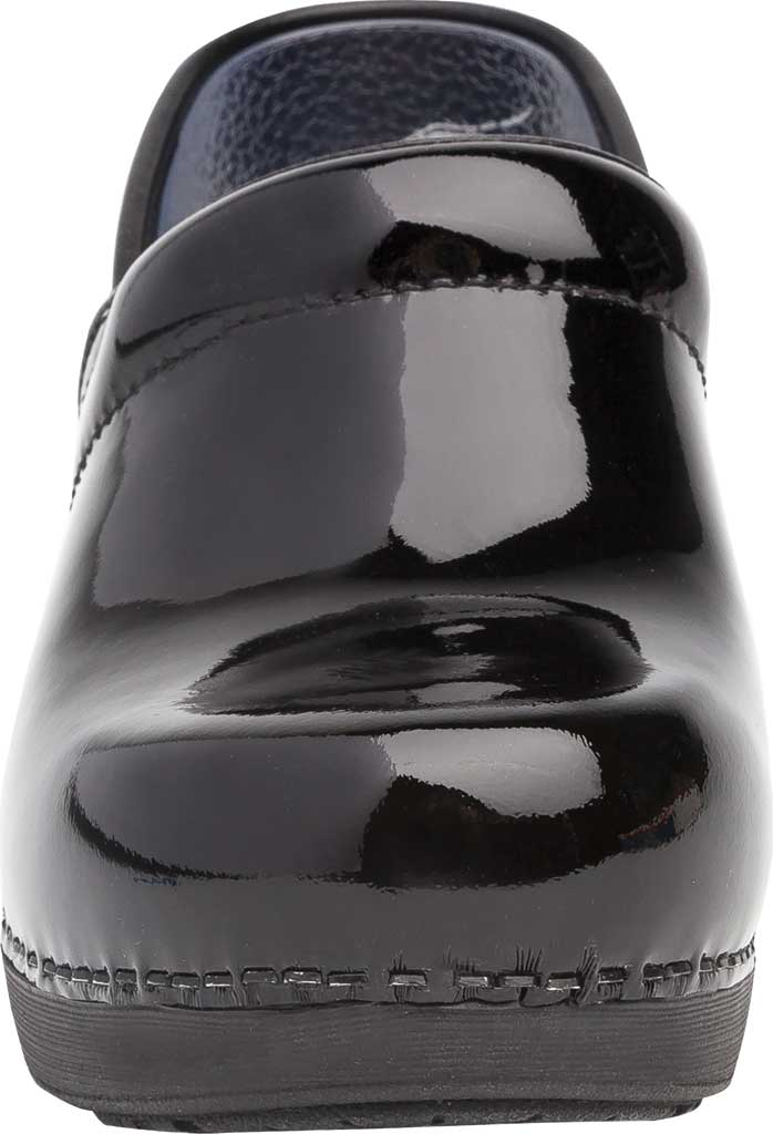Women's Dansko XP 2.0 Clog, Black Patent Leather, large, image 3