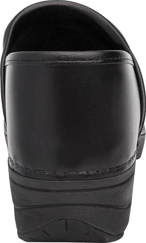 Women's Dansko XP 2.0 Clog, Black Pull Up Leather, large, image 4