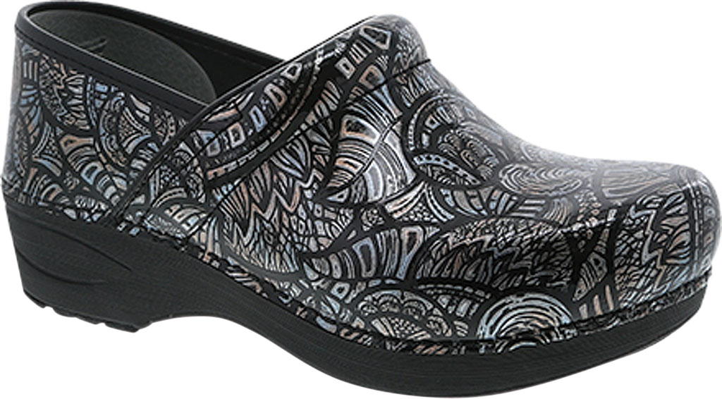 Women's Dansko XP 2.0 Clog, Fossilized Patent Leather, large, image 1
