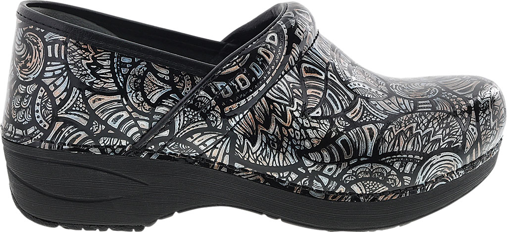 Women's Dansko XP 2.0 Clog, Fossilized Patent Leather, large, image 2