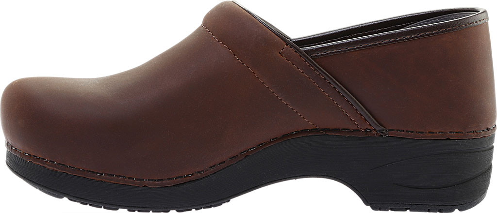 Men's Dansko XP 2.0 Clog, Brown Oiled Leather, large, image 3