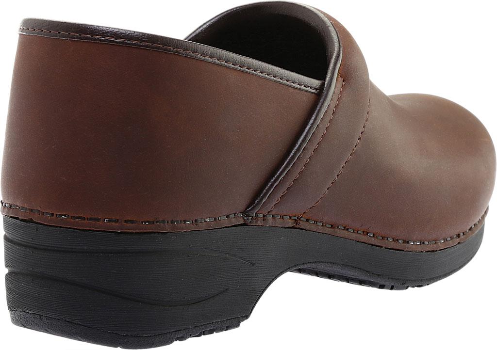 Men's Dansko XP 2.0 Clog, Brown Oiled Leather, large, image 4