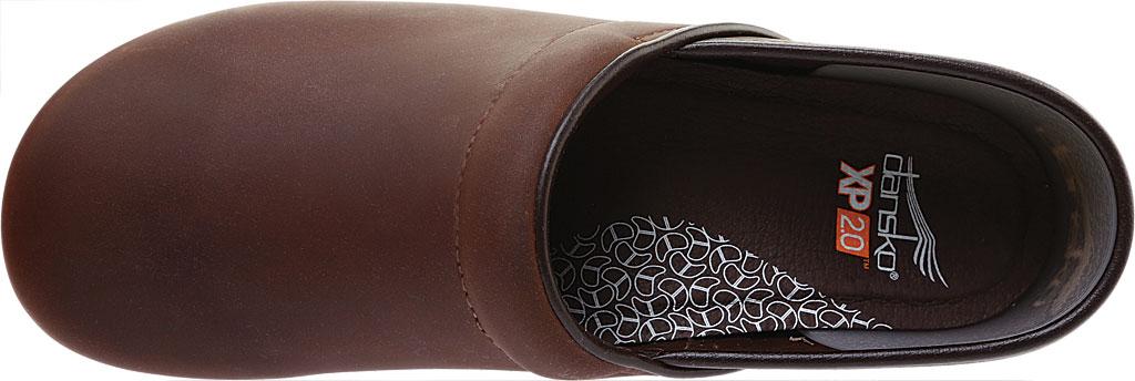 Men's Dansko XP 2.0 Clog, Brown Oiled Leather, large, image 5