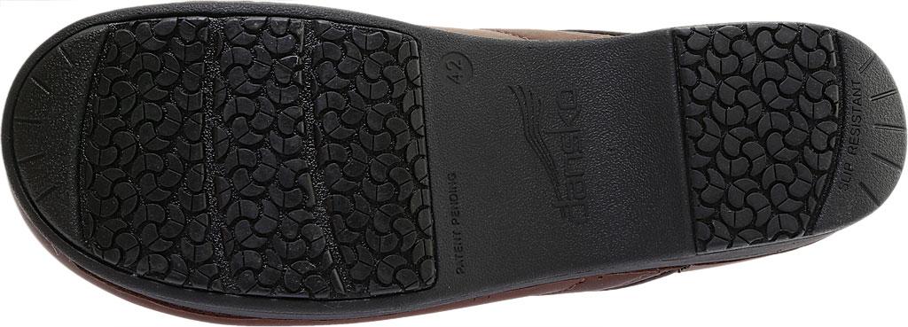 Men's Dansko XP 2.0 Clog, Brown Oiled Leather, large, image 6