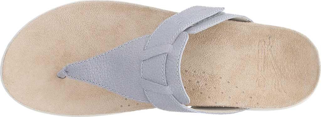 Women's Dansko Cece Thong Sandal, Pearl Metallic, large, image 3