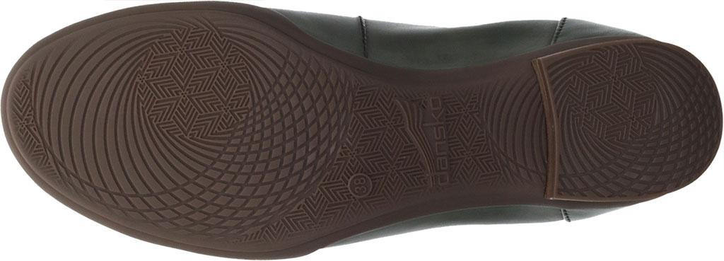 Women's Dansko Kira Ballet Flat, Lichen Aniline Calf Leather, large, image 4