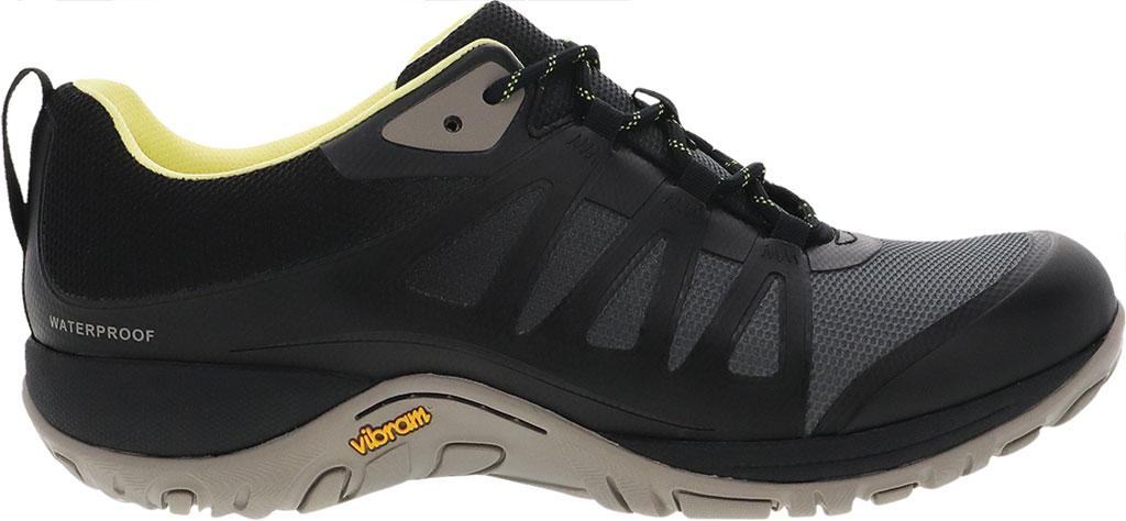 Women's Dansko Phylicia Sneaker, Black Mesh, large, image 2