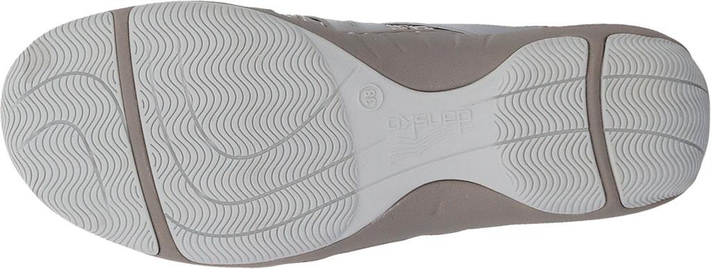 Women's Dansko Henriette Sneaker, Taupe Suede, large, image 3