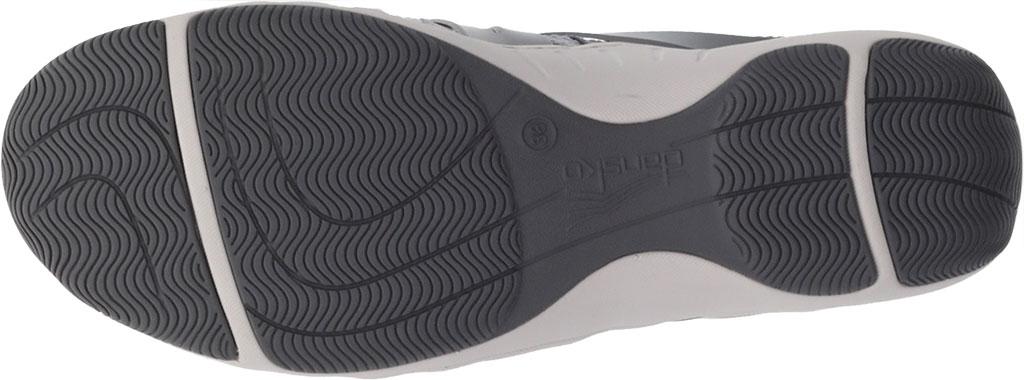 Women's Dansko Henriette Sneaker, Grey Suede, large, image 4
