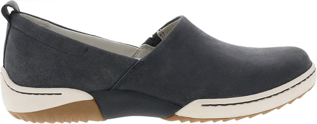 Women's Dansko Reba Closed Back Clog, Black Vintage Nappa Leather, large, image 2