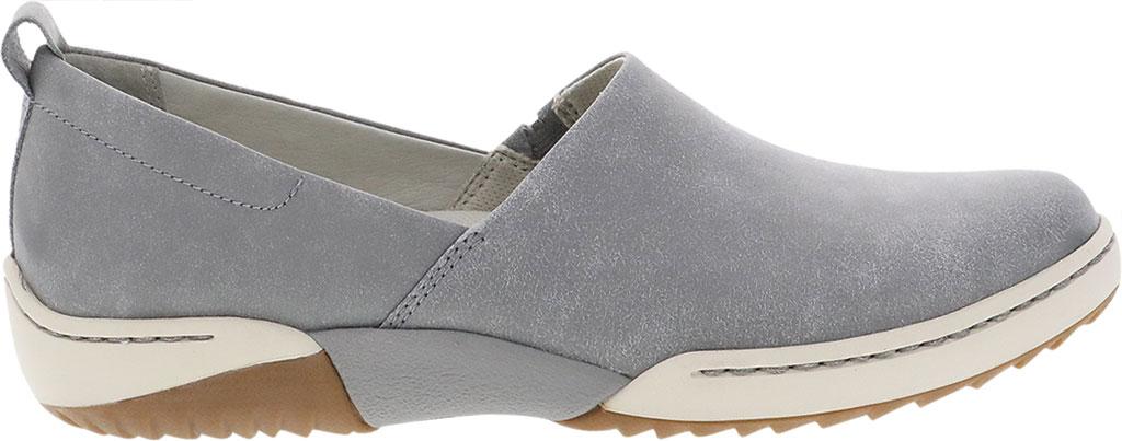 Women's Dansko Reba Closed Back Clog, Grey Vintage Nappa Leather, large, image 2