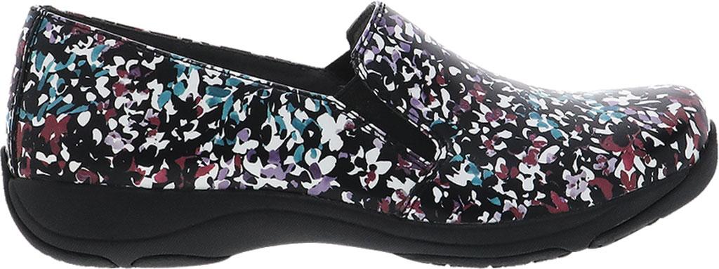 Women's Dansko Nora Slip On, Petals Leather, large, image 2
