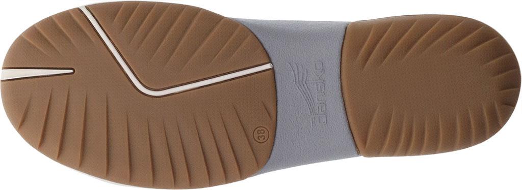 Women's Dansko Renae Sneaker, Grey Vintage Nappa Leather, large, image 4
