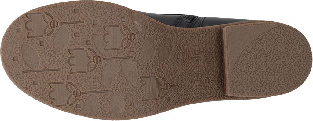 Women's Dansko BeBe Ankle Bootie, Black Tumbled Leather, large, image 4