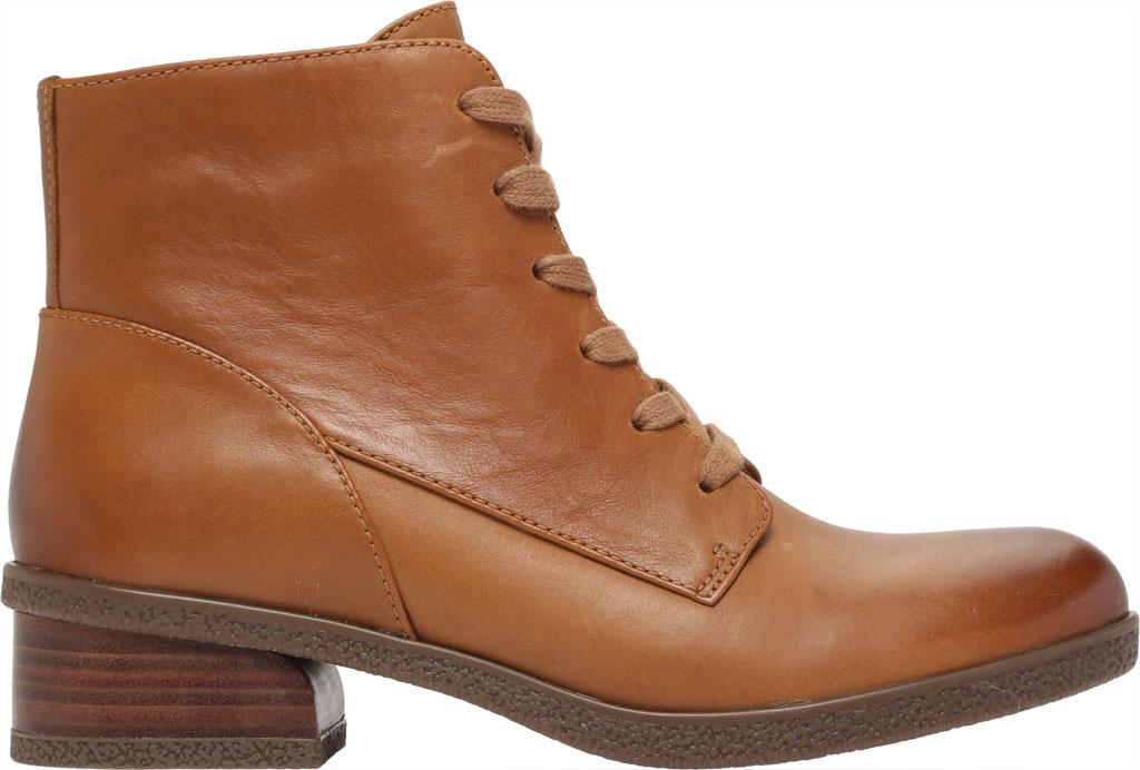 Women's Dansko BeBe Ankle Bootie, Luggage Leather, large, image 2