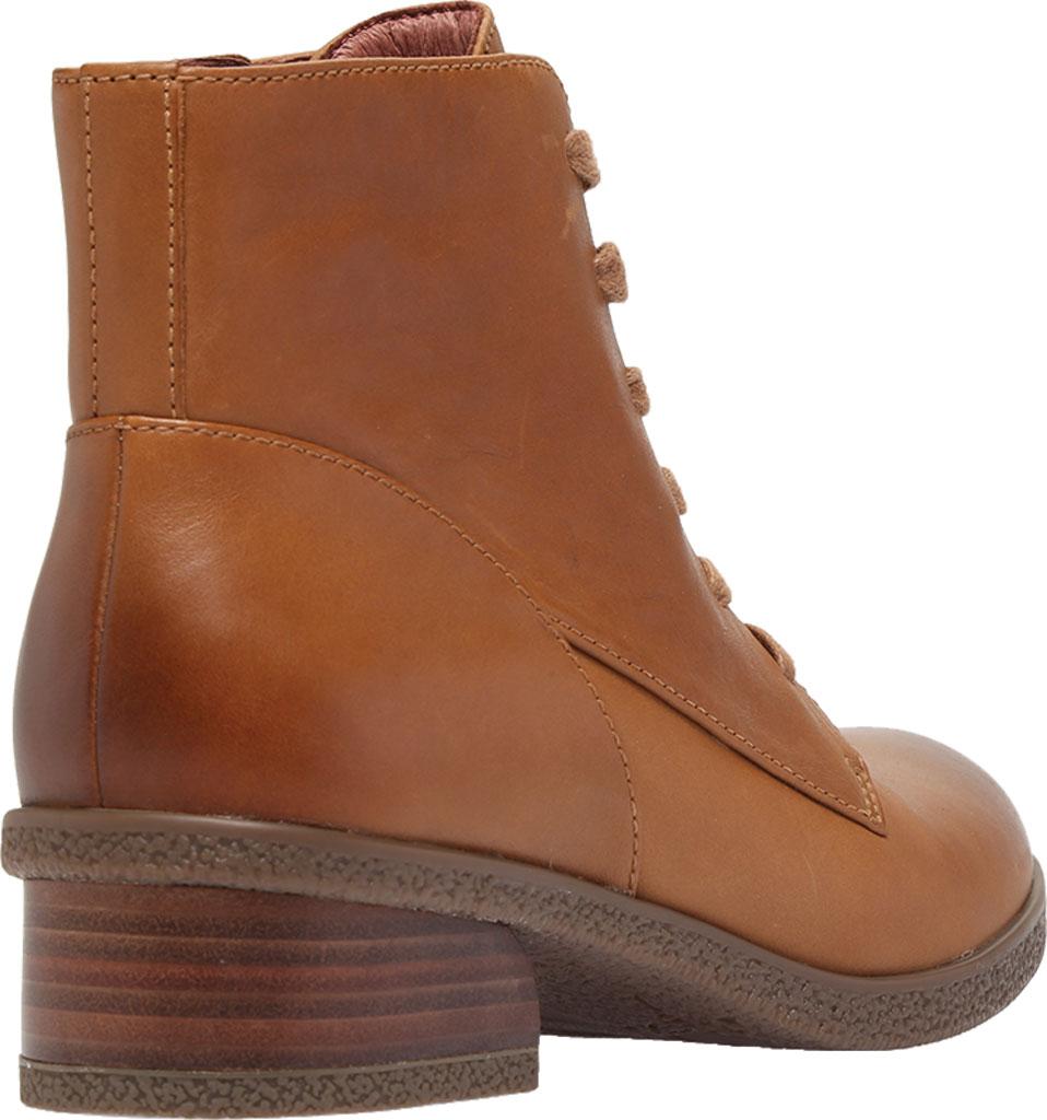 Women's Dansko BeBe Ankle Bootie, Luggage Leather, large, image 4
