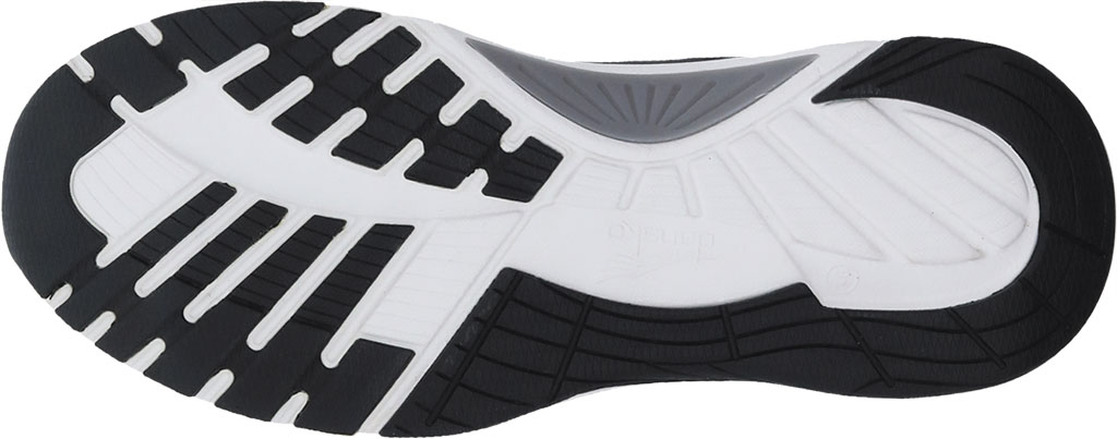 Women's Dansko Pace Sneaker, Black Mesh, large, image 3