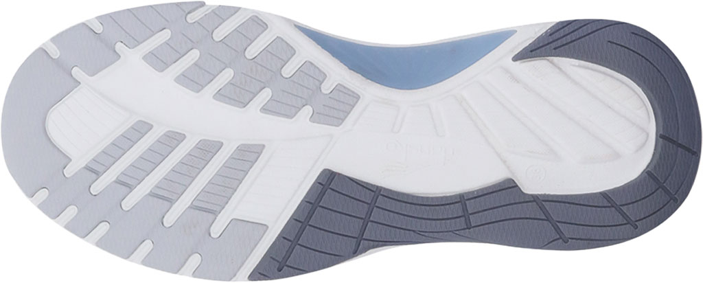 Women's Dansko Pace Sneaker, Grey Mesh, large, image 3