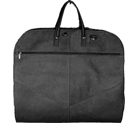 David King Leather 206 Light Garment Cover, Black, large, image 1